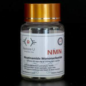 Nmn 30 X 250mg Capsules Black 01